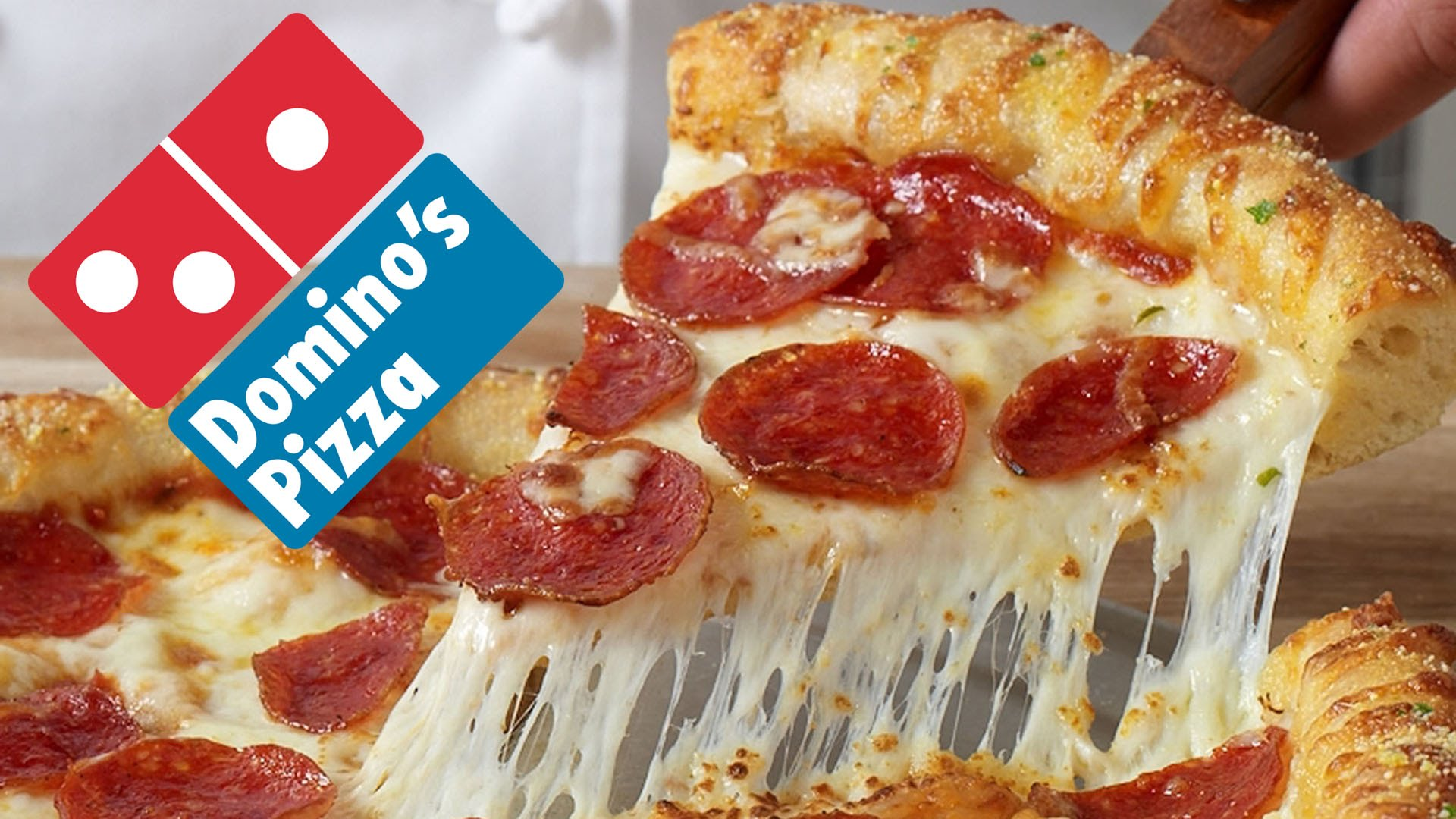 domin sizzles with pizza tracker essay