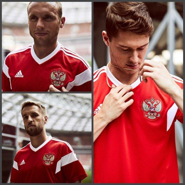 форма россии чемпионата мира по футболу 2018 года
