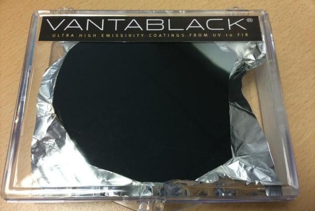 Самый черный цвет в мире