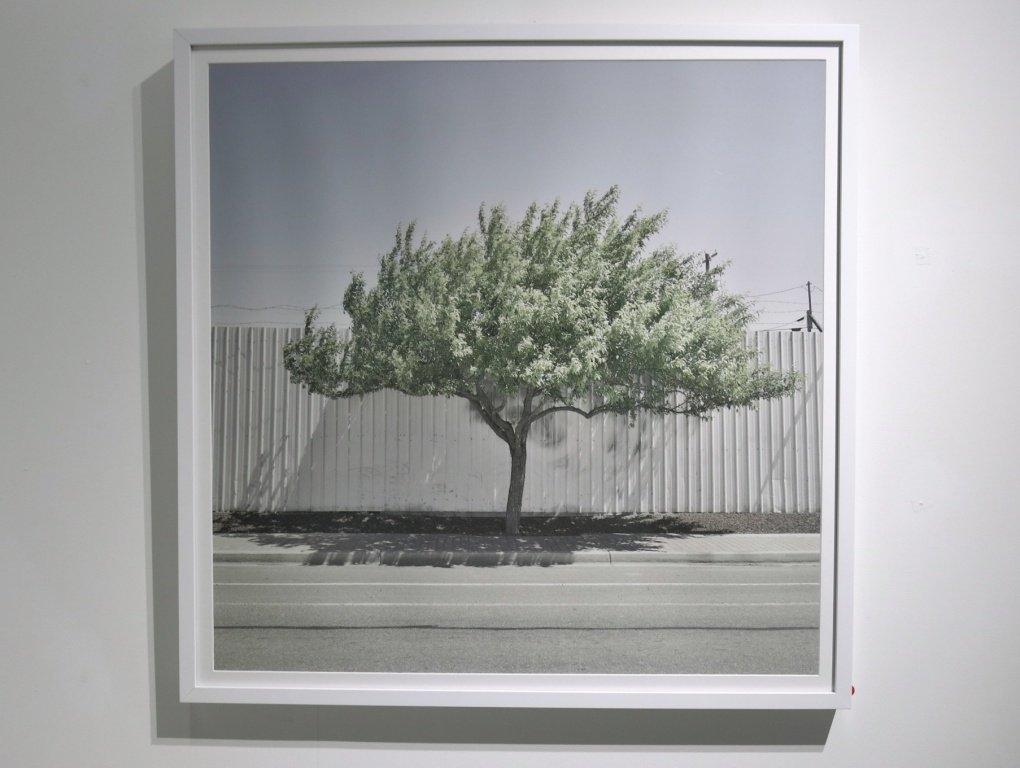 Выставка «Вход в пустоту» Эммануэля Монзона в галерее CHARBON