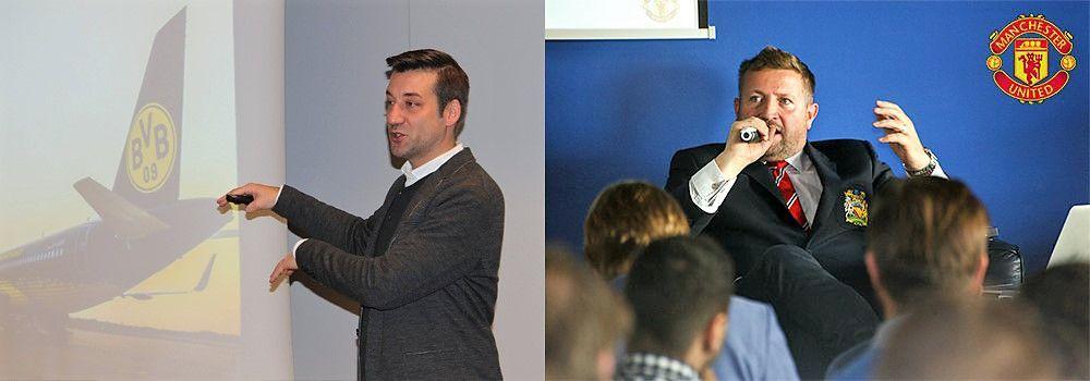 Лекции топ-менеджеров футбольных клубов