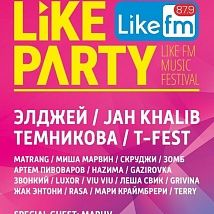 LikeParty – шоу, которым управляешь ты!